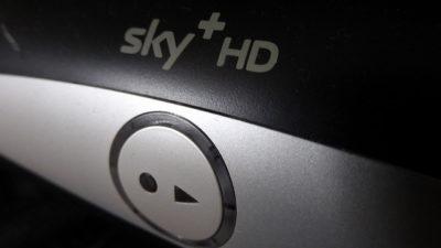 Sky TV Box