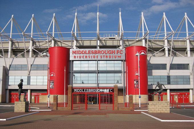 Middlesbrough: Riverside Stadium