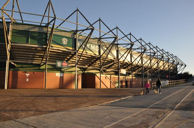 Plymouth Argyle: Home Park Stadium