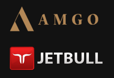 AMGO And Jetbull Logo