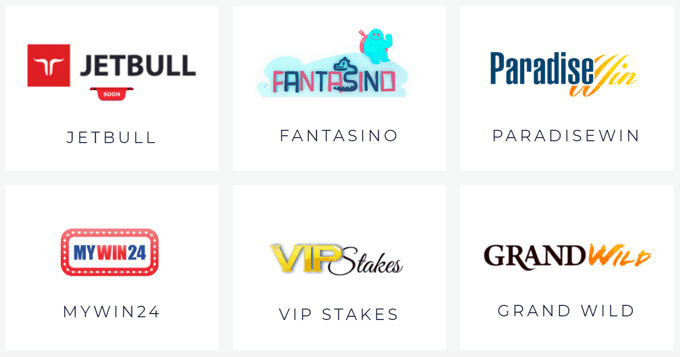 AMGO iGaming Brands