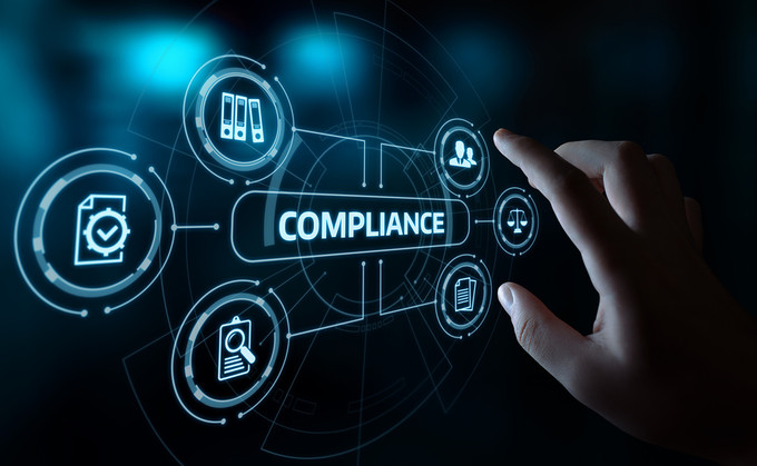 Compliance Digital Graphic