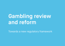 Gambling Review and Reform Report