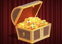 Treasure Chest Graphic