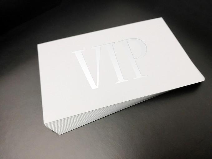 VIP Card Stack