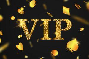 VIP Gambling Confetti
