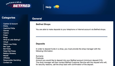 Betfred cancel withdrawal