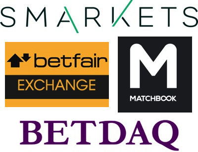 Betting Exchange Logos