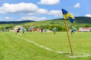 Grassroots Football Flag