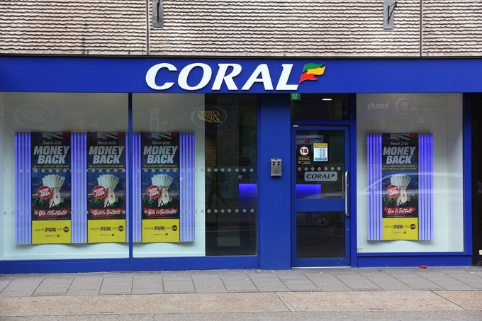 Coral store front