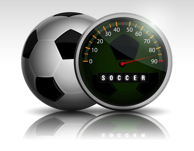 Football's 90-minute clock
