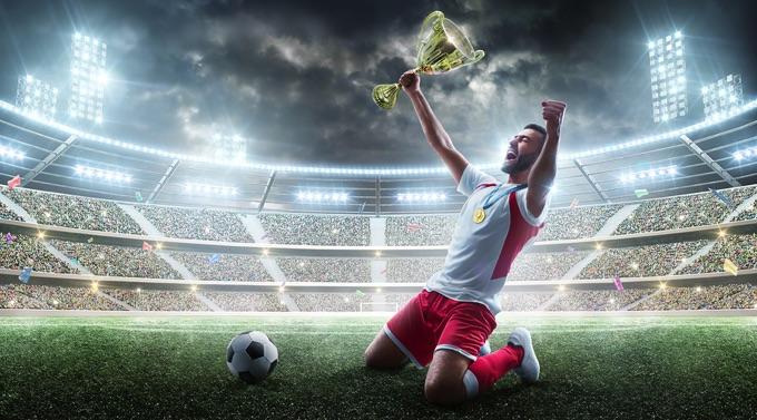 Football winner