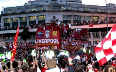 Liverpool 2005 Victory