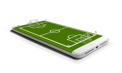 Mobile football betting