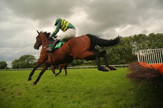 Jump racing