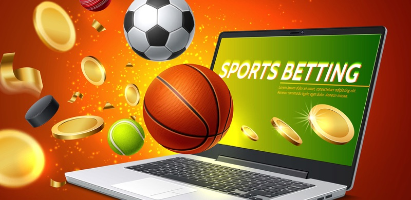 Online sports betting concept